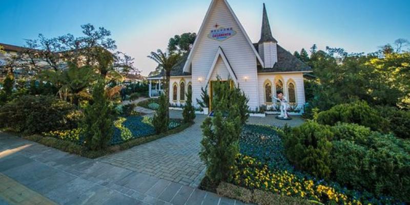 Igreja do Elvis - Gramado