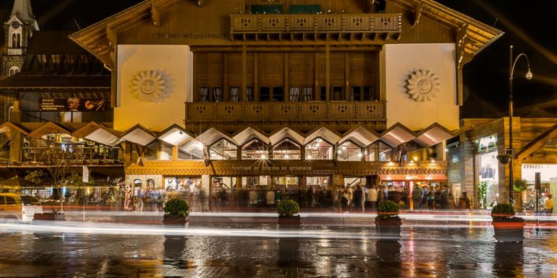 Palácio dos Festivais - Gramado