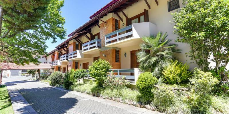 Hospedagem em Gramado - Hotel Alpenhof