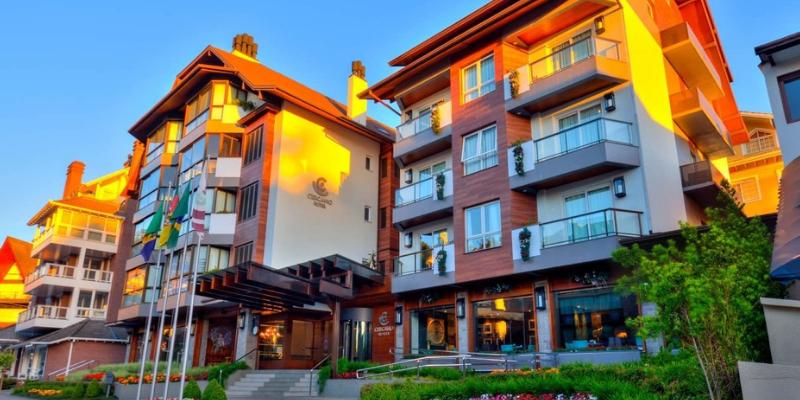 Hospedagem em Gramado - Hotel Cercano