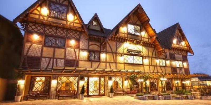 Hospedagem em Gramado - Hotel Encantos Do Sul