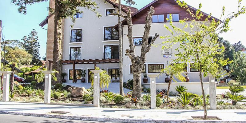 Hospedagem em Gramado - Hotel Interlaken