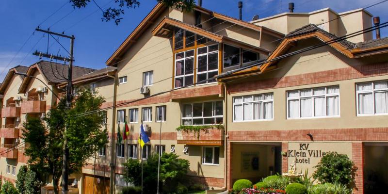 Hospedagem em Gramado - Hotel Klein Ville Canela