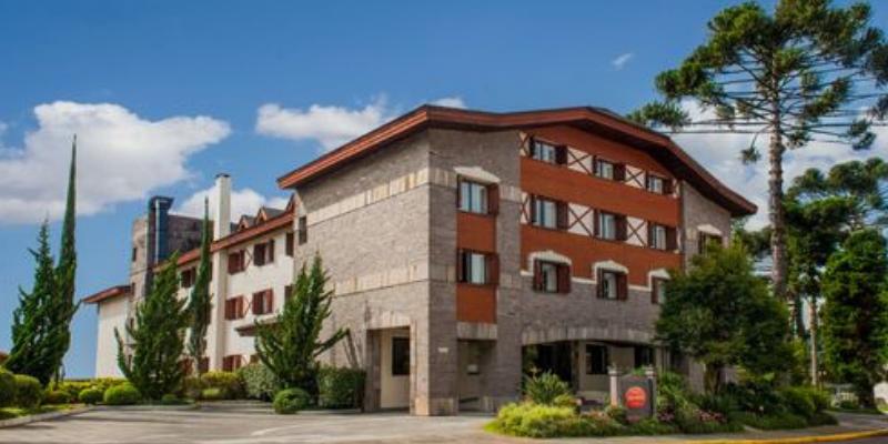 Hospedagem em Gramado - Hotel Laghetto Alpenhaus