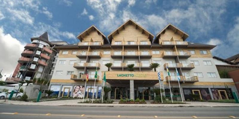 Hospedagem em Gramado - Hotel Laghetto Pedras Altas