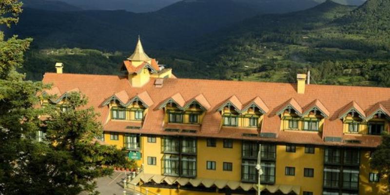 Hospedagem em Gramado - Hotel Laghetto Toscana