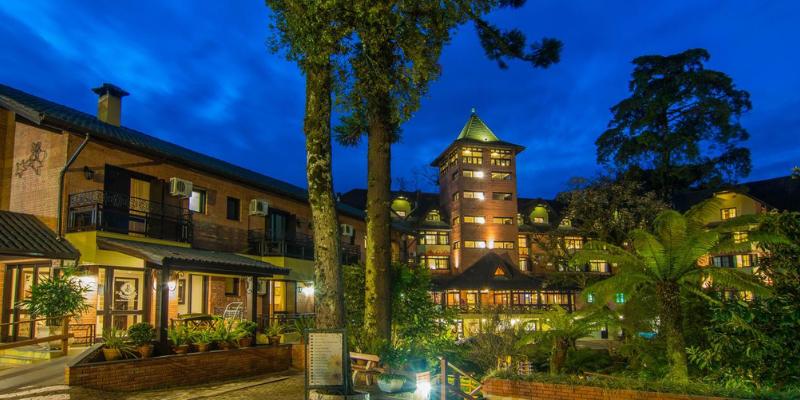 Hospedagem em Gramado - Hotel Recanto Da Serra