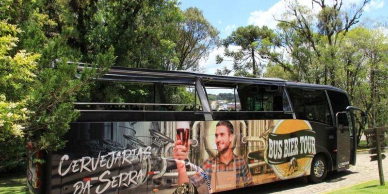 Bus Bier - Brocker Turismo