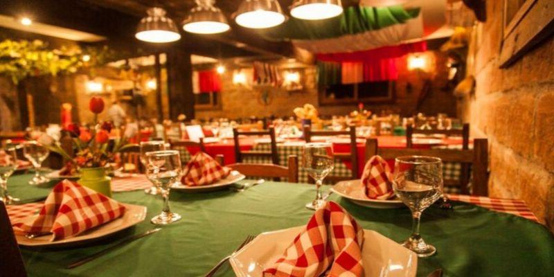 Noite Italiana - Brocker Turismo