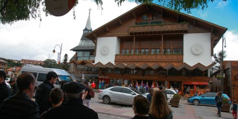Palácio dos Festivais - Gramado - Cleiton Thiele