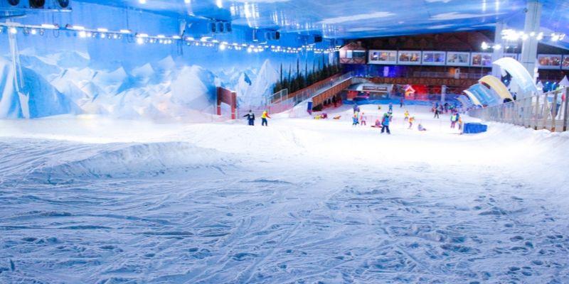 Snowland Gramado - O que é o Snowland