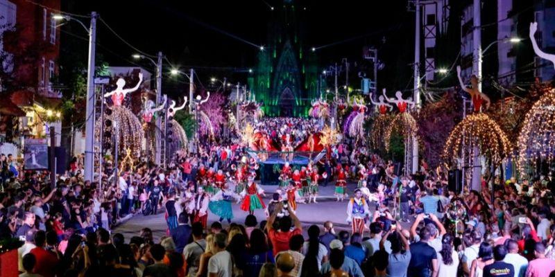 Sonho de Natal - Quais são as atrações do Sonho de Natal