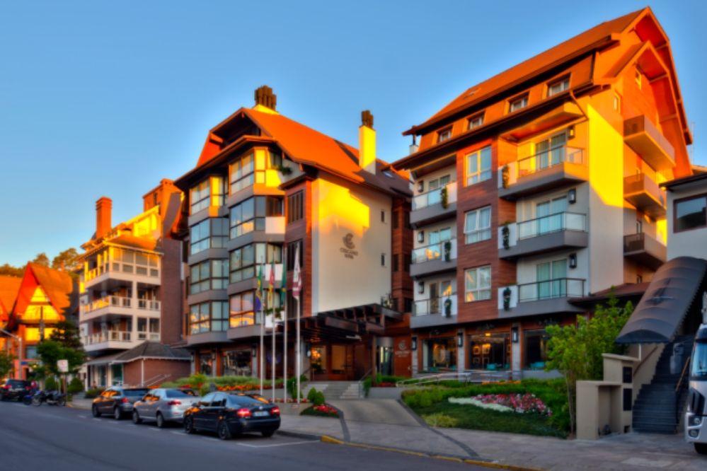 Top 10 hotéis em Gramado