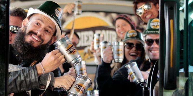 Bus Bier Tour - Carnaval em Gramado