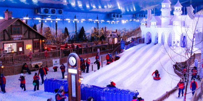 Snowland - Carnaval em Gramado