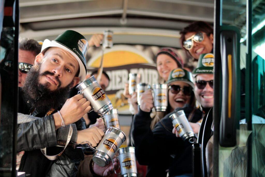 Bus Bier Tour em Gramado e Canela
